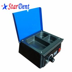 Laboratório de medicina dentária Dispositivo de aquecimento portátil pote de cera