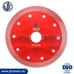 4.5'' zéro l'écaillage de la Chine usine X Turbo/Mesh outils diamant Turbo /Diamond la lame de scie/diamant Disque de coupe/ pour les carreaux de la faucheuse en céramique/porcelaine