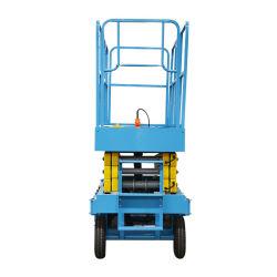 中国 Qiyun 6 ~ 14m 負荷 2000kg 油圧 AC/DC 駆動可動式 シザーリフト( CE および ISO 付き)を販売用に提供