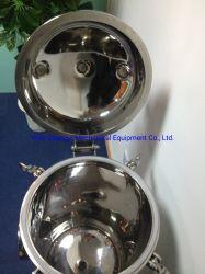La caja del filtro de agua de acero inoxidable//depósito de presión de acero inoxidable Acero Inoxidable tanques de almacenamiento de agua