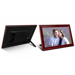 10 원격 제어 인치 LCD 디지털 사진 프레임 WiFi 구름 HD 1280X800 IPS MP3/MP4 선수
