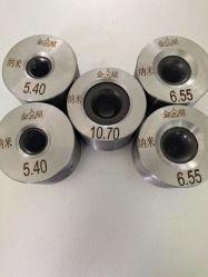高品質PCDワイヤーデッサンのダイスのPolycrystalのダイヤモンドワイヤーデッサンは停止する