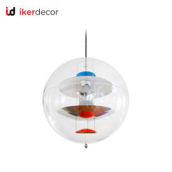 식당 Pendant Lamp를 위한 가정 Goods Clear Acrylic Chandelier