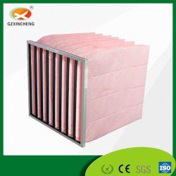 Средняя эффективность Non-Woven ткань Bag воздушный фильтр для очистки места