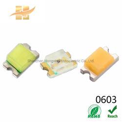 Calidad confiable SMD 0603/ 1608 tira flexible de LED de luz de neón