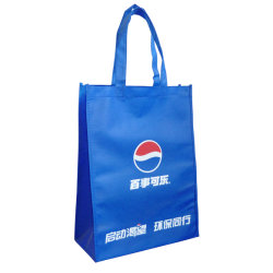 بيع بالجملة ساخنة متينة أزياء تجميع مقبض قابل لإعادة الاستخدام PP غير منسوجة حقيبة غير منسوجة مزودة بأكياس يدوية مخصصة للطباعة على الأقمشة