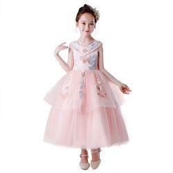 Fleur femelle Girl Dress Vêtements Vêtement show host de gros de vêtements d'enfants Vêtements Vêtements pour enfants Pet robes Produits pour bébé Produits pour bébé Les enfants de l'usure