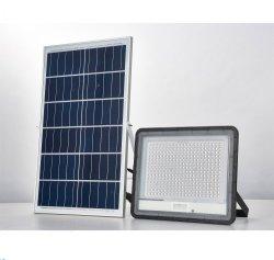 Yaye 18 Hot vendre 200W Inondation solaire extérieur Éclairage / Éclairage extérieur LED solaire de jardin (disponible Watt : 50W/80W/150W/200W/300 W)