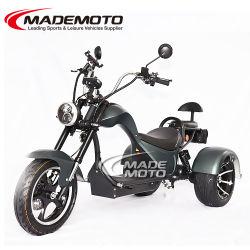 [ك] [4000و] [ستكك] قاطع متناوب ثلاثة عجلة درّاجة ناريّة كهربائيّة