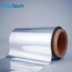 12um~100um VMPET-Verpackungsfolie Folienlaminierte PE+PE-Blase /EPE Schaumstoff für Beutel/Beutel