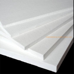 Scheda in fibra ceramica allumino-silicato refrattaria da forno NERGY Saving