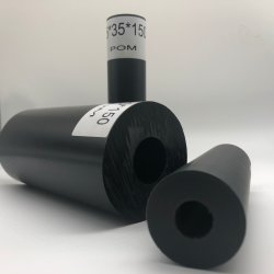 Tube de POM Polyformaldehyde/Billet pour machine CNC de décisions Bague
