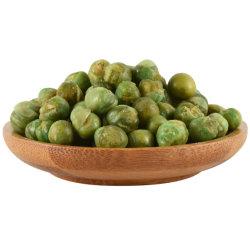 Spezielle Geschmack Köstliche Snacks Bohnen Gerösteten Gebratenen Knoblauch Grünen Erbsen Gesunde Snacks