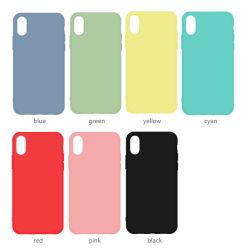 La coutume de gros bonbons mous Anti-Knock mince antichoc couleur TPU Premium Mobile Cell 2020 pour iPhone