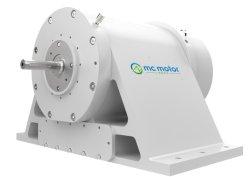 motore elettrico trifase CA ad alta velocità permanente da 200 kw a 1.200 giri/min Motore elettrico magnetico
