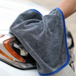 Оптовая торговля Car с подробным описанием 1200 GSM сушки промойте салфетку из микроволокна полотенце