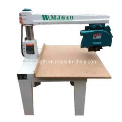 Mj640 Máquina de sierra de brazo radial vio trabajar la madera