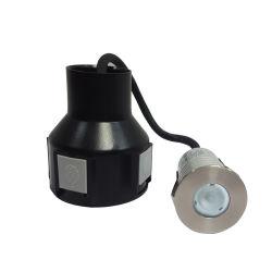 3 واط مع مؤشر LED للسطح الأرضي R/G/B/W/RGB
