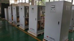 Régulateur électrique triphasé 50kVA 220V Stabilisateur de tension