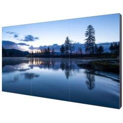 """4K 삼성 LG 저가 55"""" 패널 마운트 3x3 프로세서 비디오 월 컨트롤러 광고 화면 DID 디스플레이 LCD 비디오 월"""