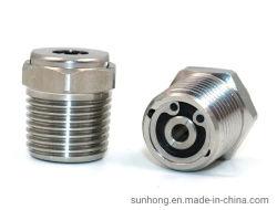Edelstahl-Ventilator-Dusche-Spray-Düse für Reinigungs-Papiermaschine
