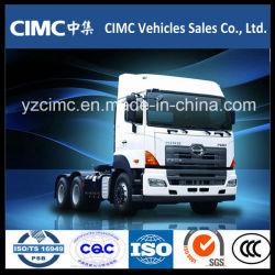 Nieuwe China Hino 6x4 10 Wheel 350 Hp Tractor Truck