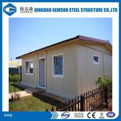 Goed ontworpen comfortabel Prefab House / Prefab Building / modern House