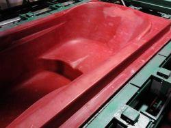 Акриловый формировать вакуума ванны/подноса/раковины/делать/машина прессформы