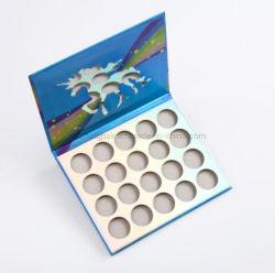 Contenitore di imballaggio cosmetico impaccante del contenitore di gamma di colori dell'ombretto del contenitore di polvere dell'ombretto del contenitore dell'ombra di occhio di fabbricazione