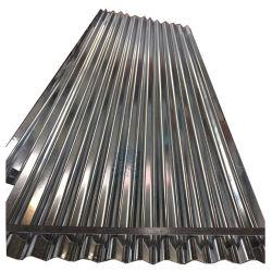 Nouveau toit de métal original de tôle en acier galvanisé ondulé Zinc bobine