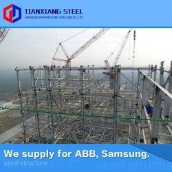 L'acier lourdes poutres en acier structurel de la résistance du vent et de colonnes