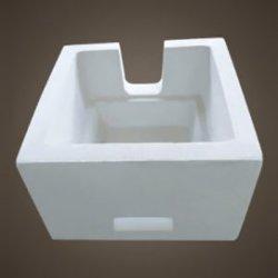 Aluminun fondu&Boîtier de filtre à d'alliage en aluminium fondu