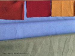 Gabardine a quattro vie dello Spandex della poli saia per i pantaloni/vestiti
