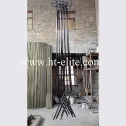 Revestido de esmalte Varinhas aquecer para fundição de alumínio