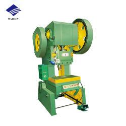 16トンの機械式出版物の金属板の鋼鉄穴の打つ機械