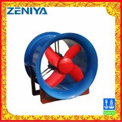 Faible bruit ventilateur Axial Flow pour Marine/ventilation industrielle