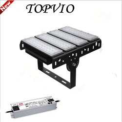 Alta potência de 200W LED de alumínio luz de inundação a lâmpada do projetor