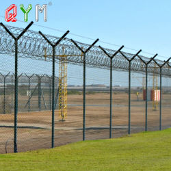 Growholesale Airport Fence Chain Link Fence Netting