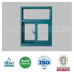 Порошковое покрытие алюминиевая рама для дверная рама перемещена Windows