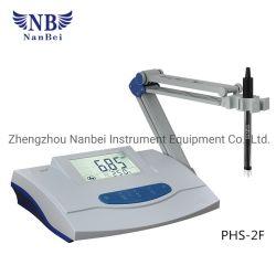 Exames laboratoriais Phs-2f Medidor de pH com marcação CE