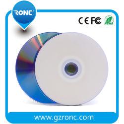 وسائط فارغة على قرص DVD 4.7 جيجابايت أبيض بنفث الحبر 16X 4.7 جيجابايت قرص DVD-R قابل للطباعة
