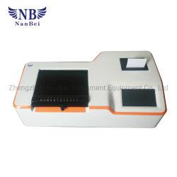 Medidor de la aflatoxina B1, B2, M1, M2 Prueba