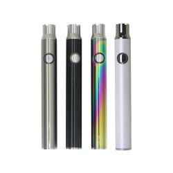 Plus batterie Vape VV 510 préchauffer la batterie avec chargeur USB Pen Vape des batteries E cigarette