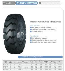 Bonway Reifen Bergbau Reifen Qualität Garantie Bias Nylon Reifen Ort588 (6,50-16, 7,00-16, 7,50-16, 8,25-16)