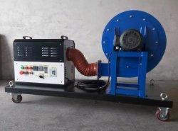 De industriële Middelgrote Ventilator van de Hete Lucht van de Druk met het Apparaat van de Bescherming van de Oververhitting