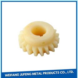 Diferencial personalizado de plástico de Nylon Engrenagem Dentada helicoidal