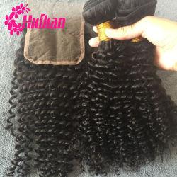 La cuticola ha allineato il fornitore indiano dei capelli del Virgin, singoli capelli indiani grezzi erogatori, capelli indiani stati allineati cuticola indonesiana dei capelli
