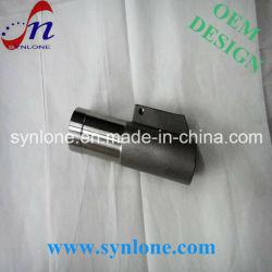 CNC 機械ニッグを使用したカスタマイズステンレススチール製インベストメント鋳造パイプ