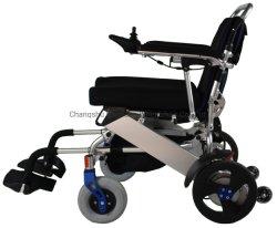 アルミニウム鋼鉄マニュアルMagはBlushlessモーター障害がある移動性によって限定される人々のためにLiftable Armrestが付いている耐久の電力の車椅子モデルE08を動かす