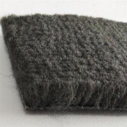 Pp e protezione slittante del mucchio anti TPR del taglio del nylon che pavimenta la moquette Tufted dell'automobile